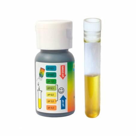 Test pH con gotas GHE