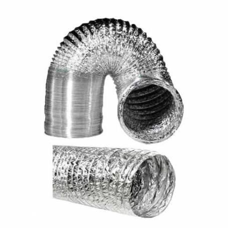 Tubo de aluminio flexible 5m