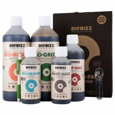 Starters Pack - Biobizz