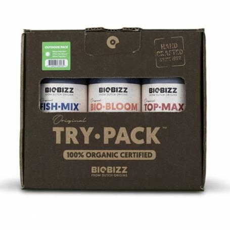 Try Pack Outdoor - Biobizz