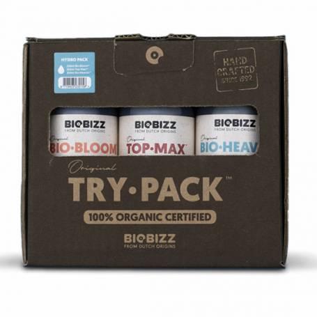 Try Pack Hydro - Biobizz