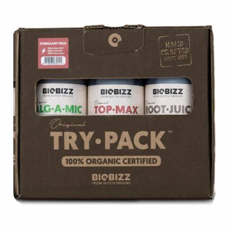 Try Pack Stimulant - Biobizz