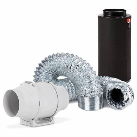 Kit Extracción Eco 100mm