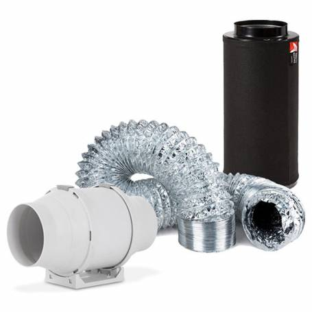Kit Extracción Eco 150mm